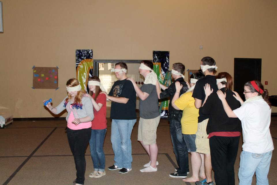 Blindfold Activities For Team Building